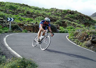 Tommys BIKES - first company for bike hire and bike excursion on Lanzarote